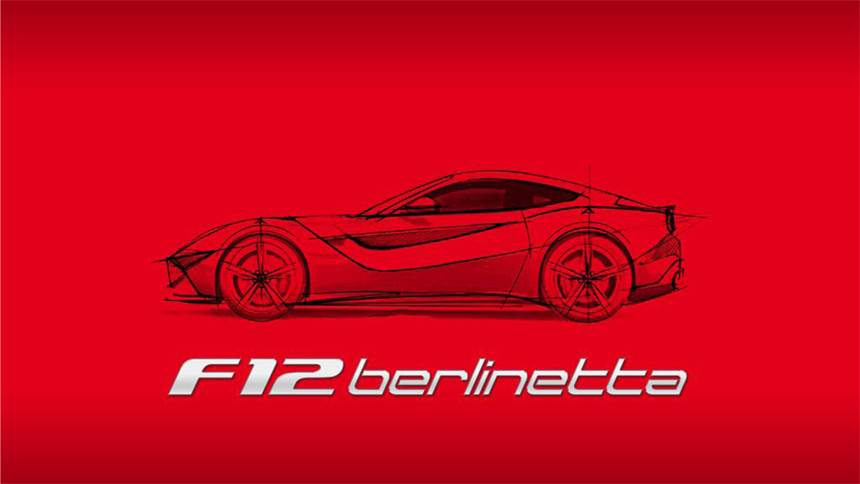Technical secrets behind Ferrari's F12 supercar