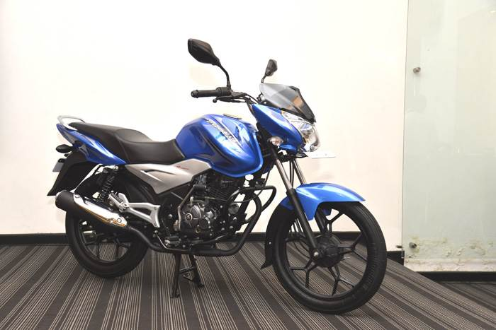 Bajaj Discover 100T detailed photo gallery