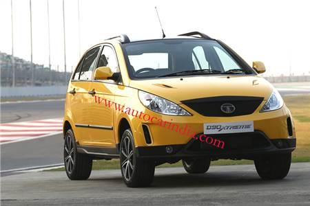Tata Vista D90 Xtreme concept gallery