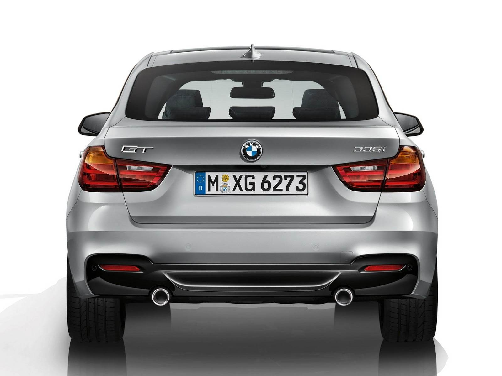 2013 Bmw 3 Series Gt Gallery Autocar India