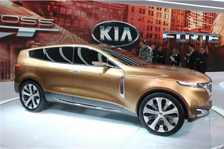 Chicago motor show photo gallery