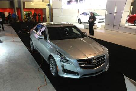 New York Auto Show 2013 gallery