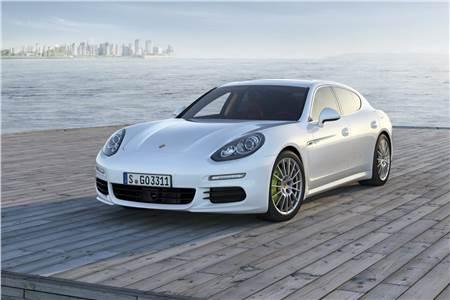 Porsche Panamera facelift photo gallery