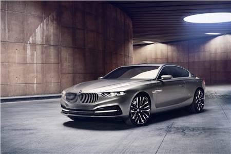 BMW Pininfarina Gran Lusso V12 Coupé revealed