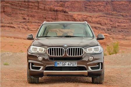 New 2014 BMW X5 photo gallery