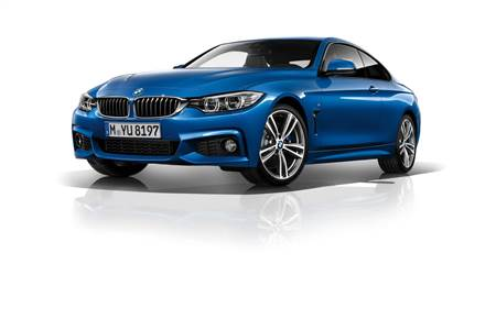 New BMW 4-series photo gallery
