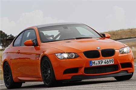 BMW M3 Coupe photo gallery
