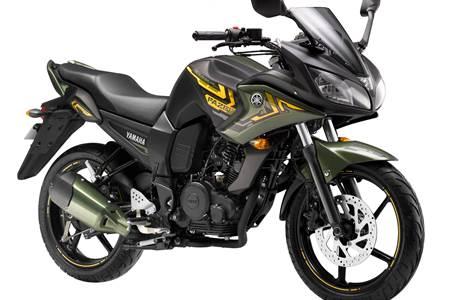 Yamaha special edition FZ-S and Fazer photo gallery
