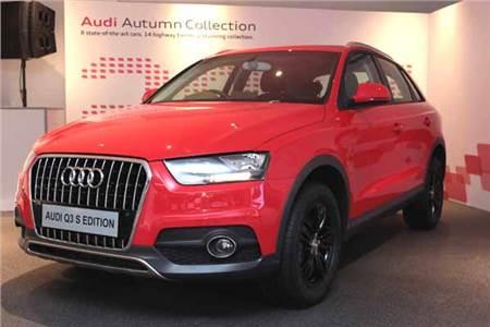 New Audi Q3 S photo gallery