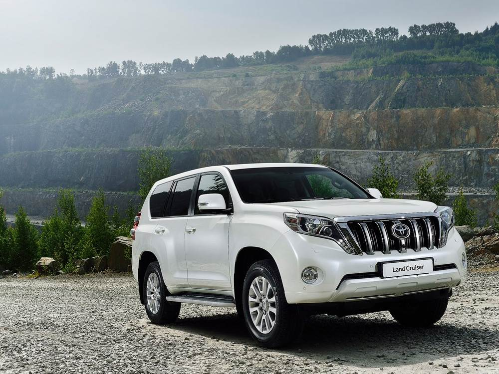 Toyota Land Cruiser Review 2017 Autocar Autos Post