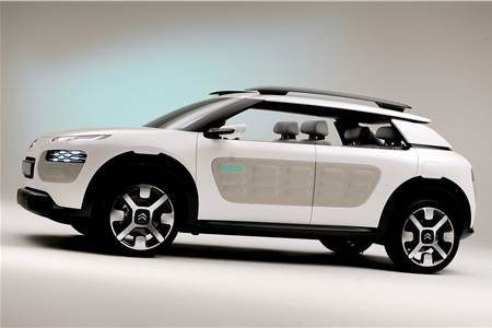 Citroen Cactus Concept photo gallery