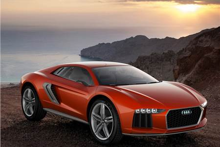 Audi Nanuk quattro concept photo gallery