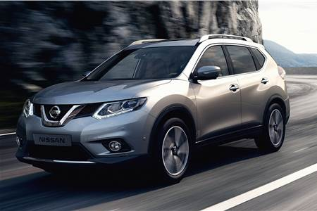New Nissan X-Trail photo gallery