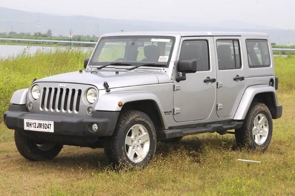Jeep Wrangler photo gallery