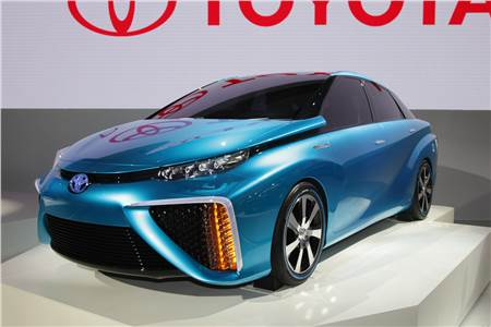 Tokyo Motor Show 2013 photo gallery