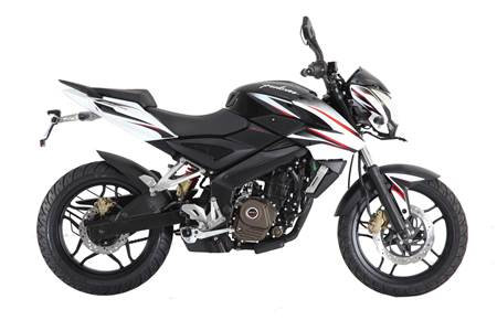 New Bajaj Pulsar 200NS Gallery