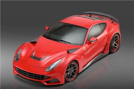 Ferrari F12 N-Largo by Novitec photo gallery