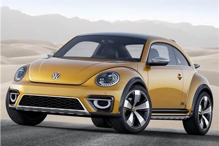 Volkswagen Beetle Dune concept photo gallery