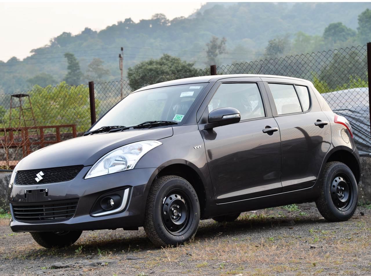 Maruti Swift Facelift India Photo Gallery Autocar India