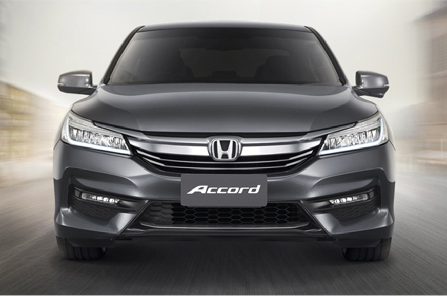 2016 honda accord photo gallery autocar india. Black Bedroom Furniture Sets. Home Design Ideas