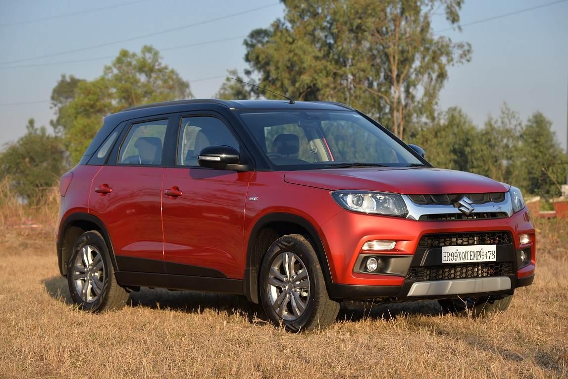 Maruti Vitara Brezza Photo Gallery Autocar India
