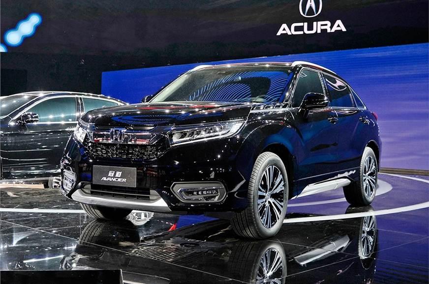 Honda Avancier SUV photo gallery - Autocar India