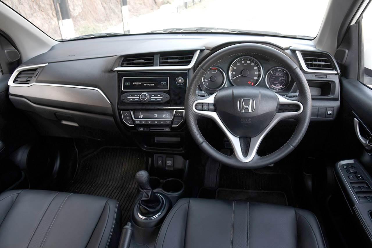 Honda BRV Image - BRV Interior & Exterior Photo Gallery ...