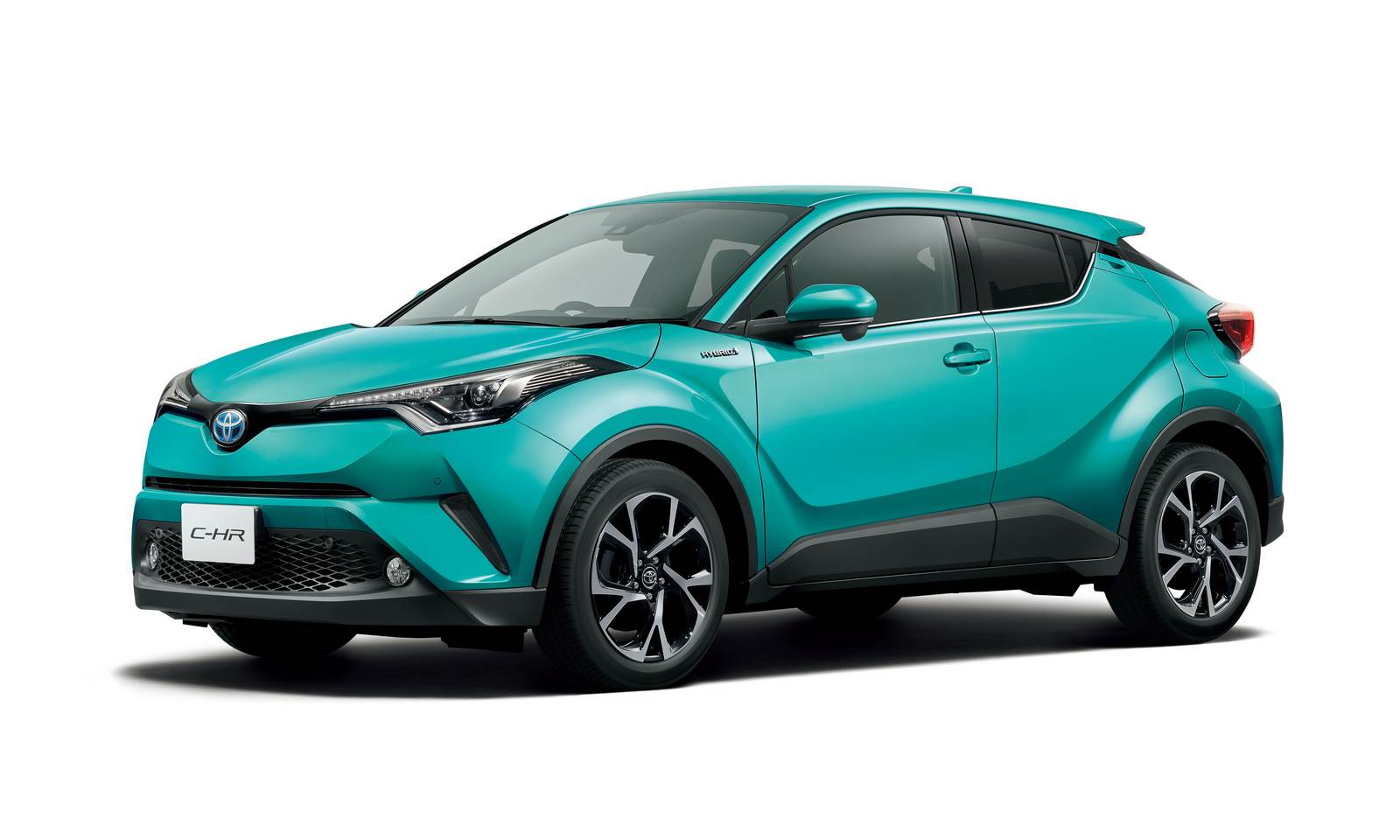 Toyota C-HR image gallery - Autocar India