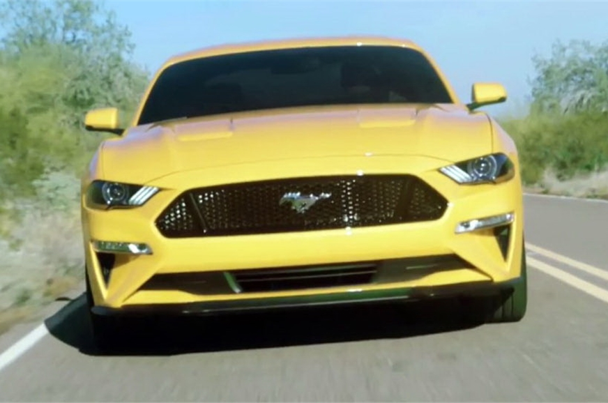 Ford Mustang Car Price In India