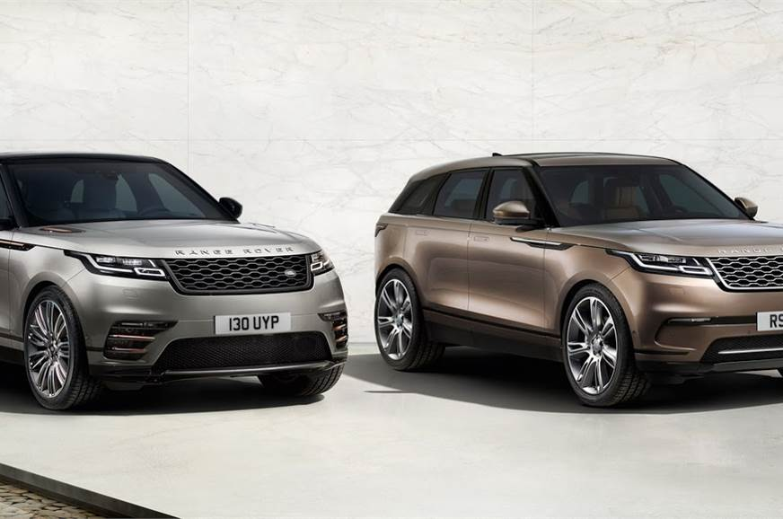 range rover velar photos expected price launch date interior autocar india. Black Bedroom Furniture Sets. Home Design Ideas
