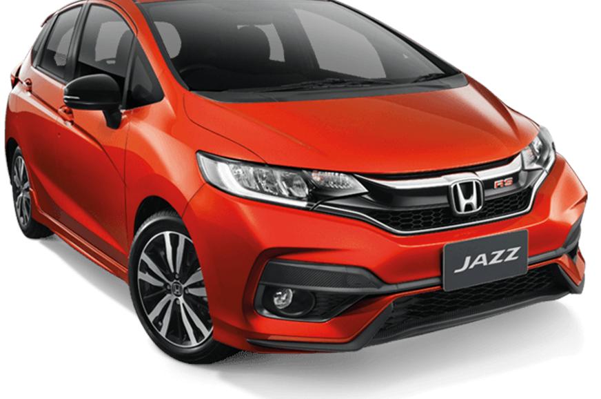 2018 honda jazz facelift image interior details autocar india. Black Bedroom Furniture Sets. Home Design Ideas