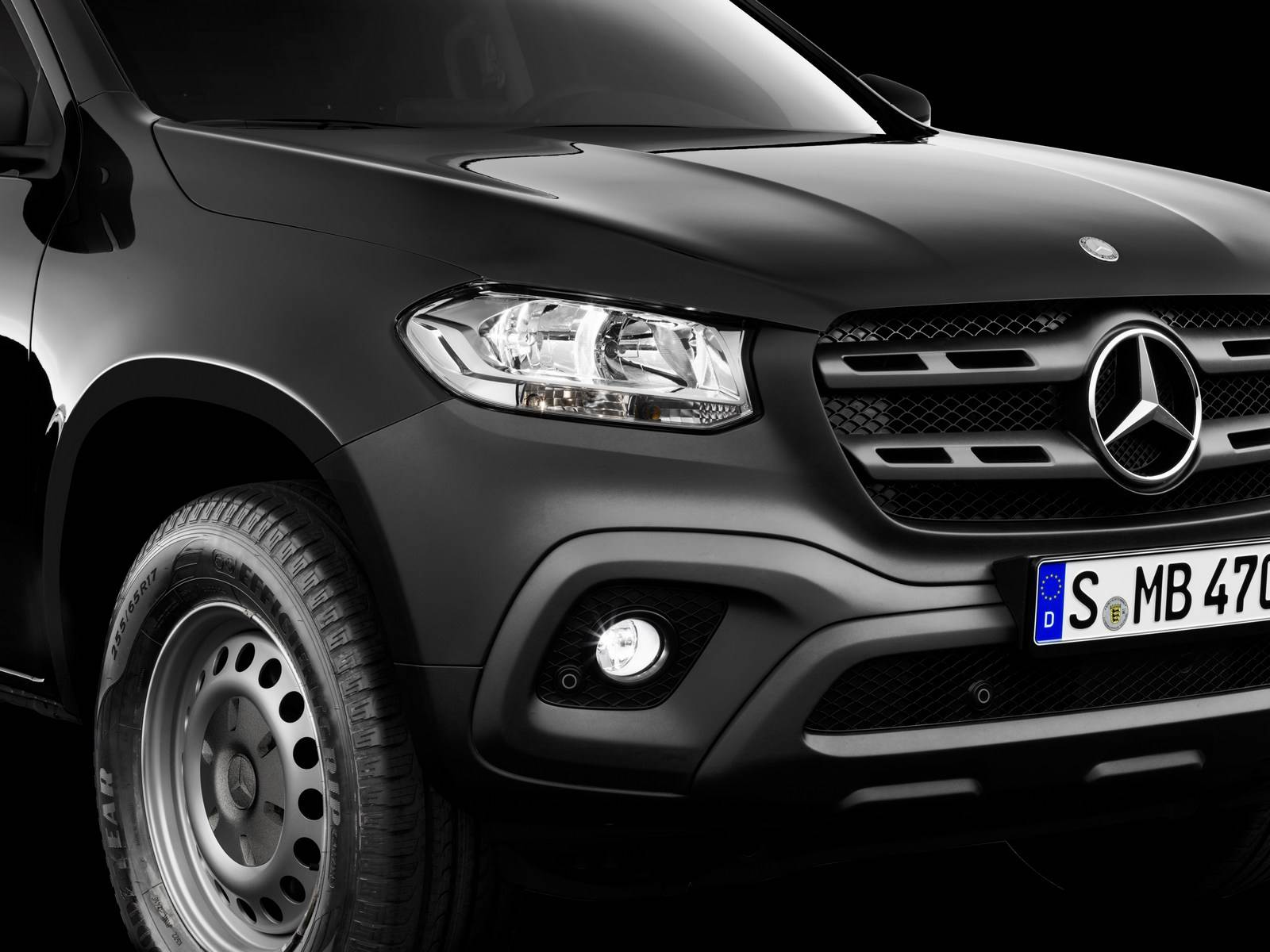 Mercedes X Class Pickup Image Gallery Autocar India