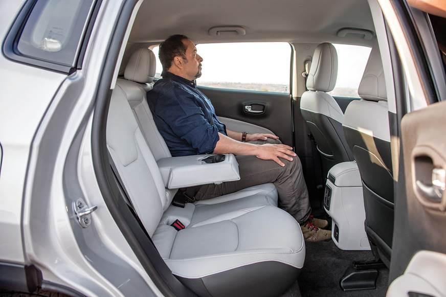 2017 jeep compass images interior details   autocar india