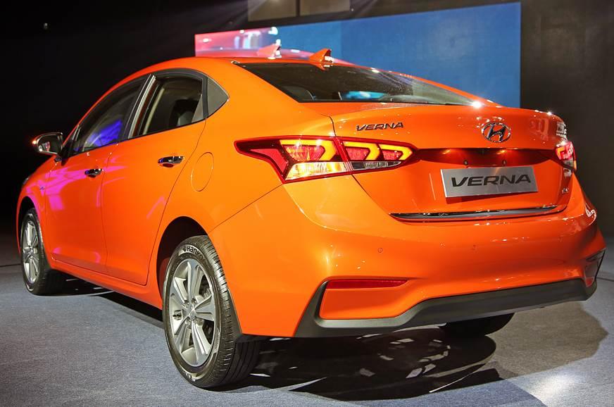 New 2017 Hyundai Verna Images Interior India Launch Date