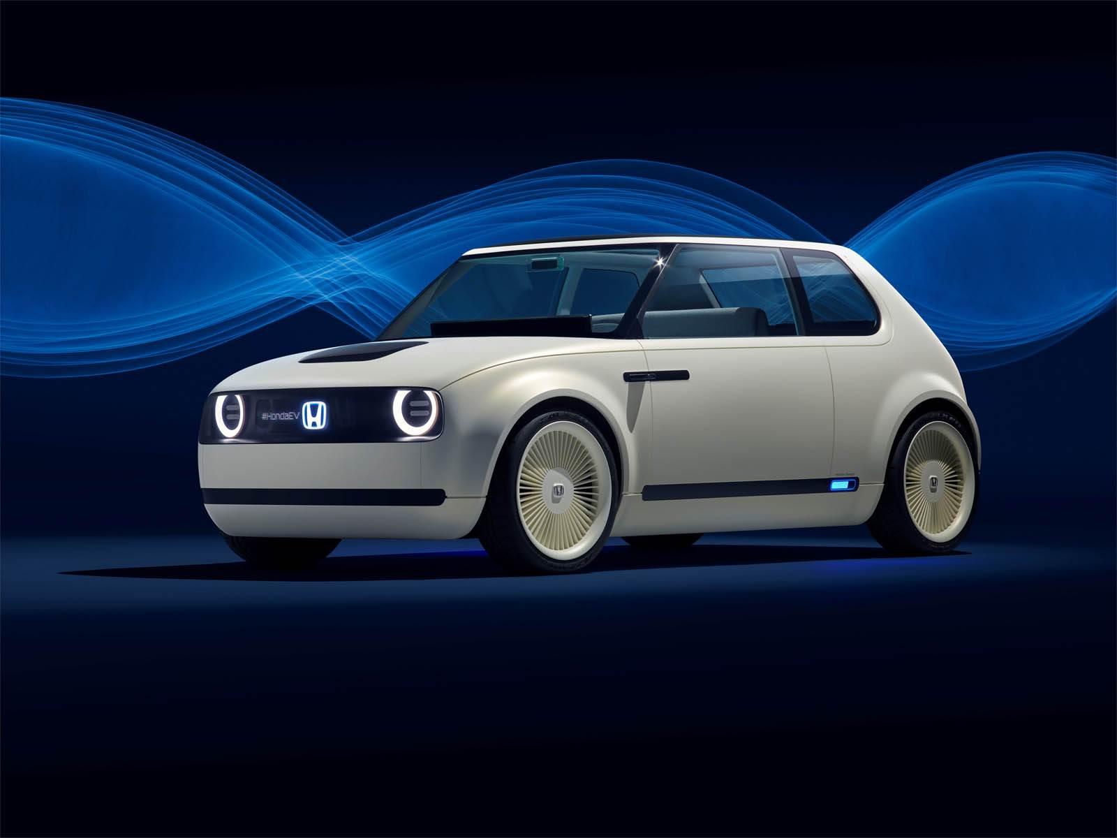 2017 Honda Urban EV concept image gallery