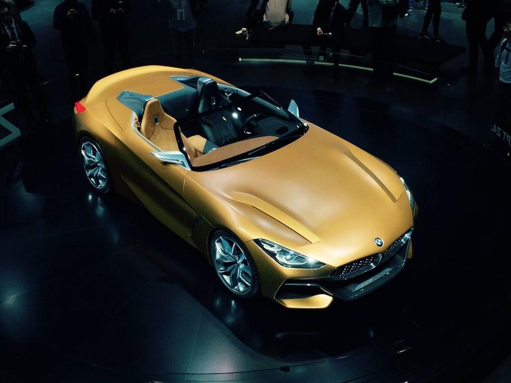 2017 Frankfurt motor show image gallery