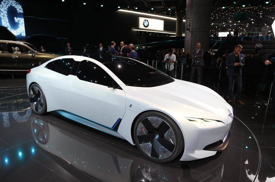 BMW i Vision Dynamics concept image gallery