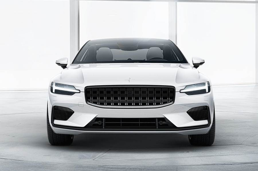 Polestar 1 coupe image gallery