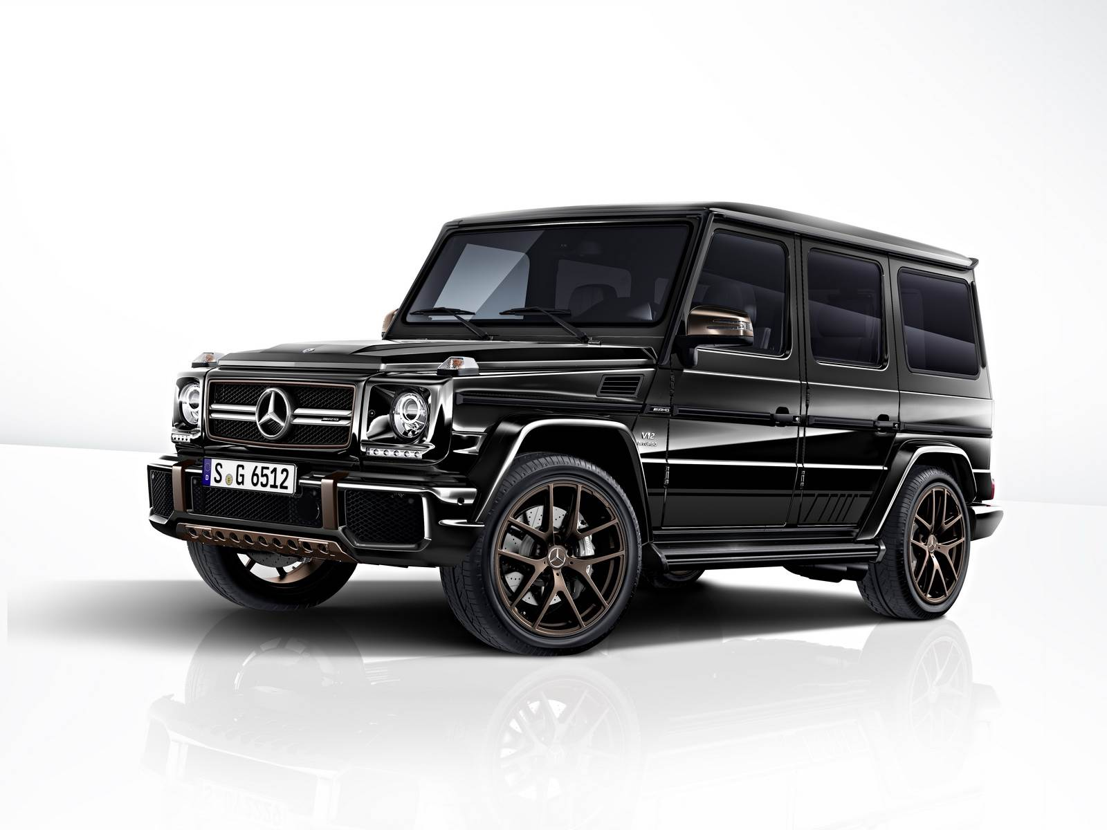 Mercedes-AMG G 65 Final Edition image gallery
