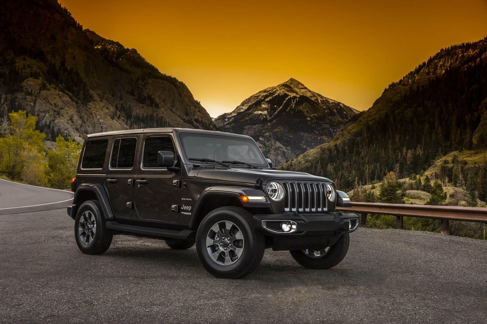 2018 Jeep Wrangler image gallery