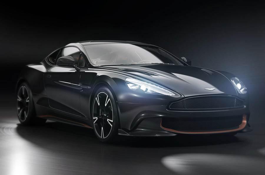 Aston Martin Vanquish S Ultimate image gallery