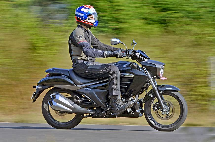 2017 Suzuki Intruder 150 Image Gallery Autocar India