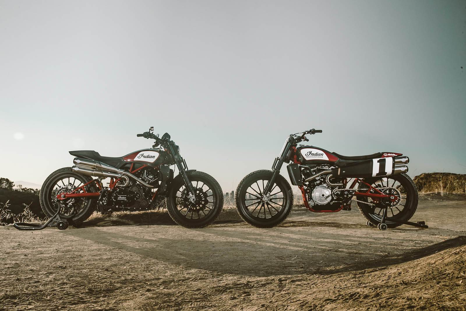 Indian Scout FTR1200 Custom image gallery