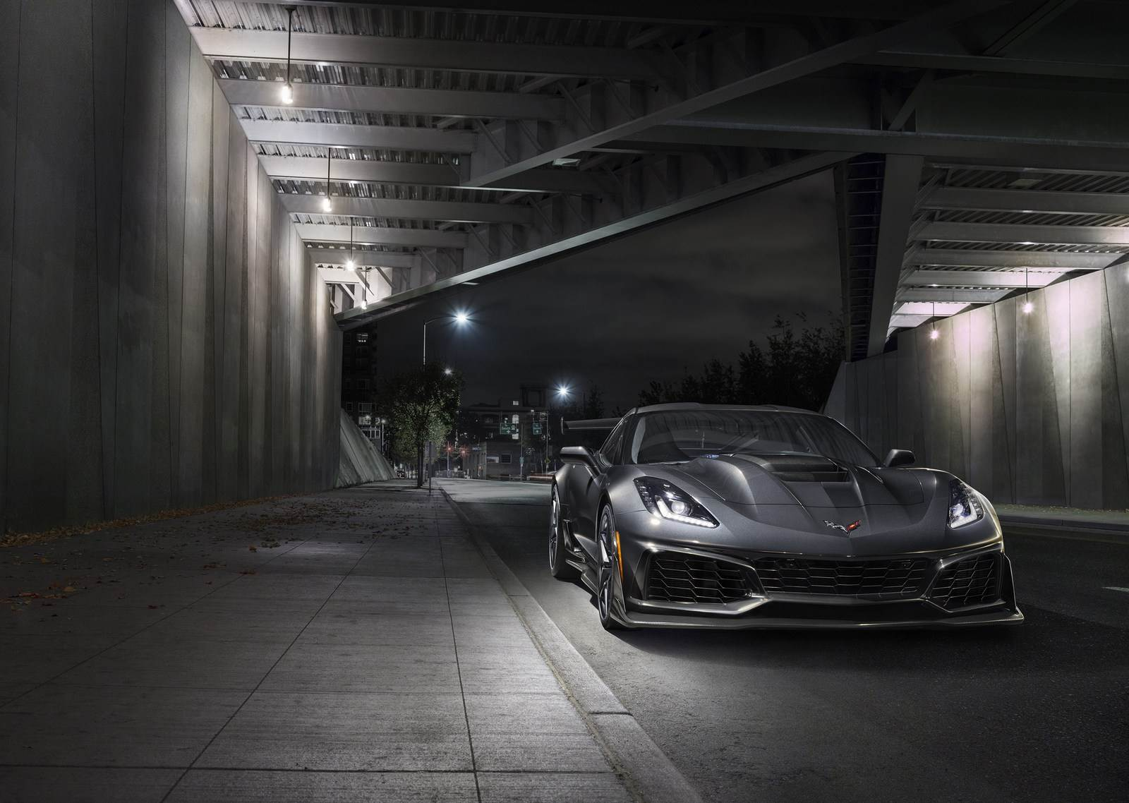 New Chevrolet Corvette ZR1 image gallery