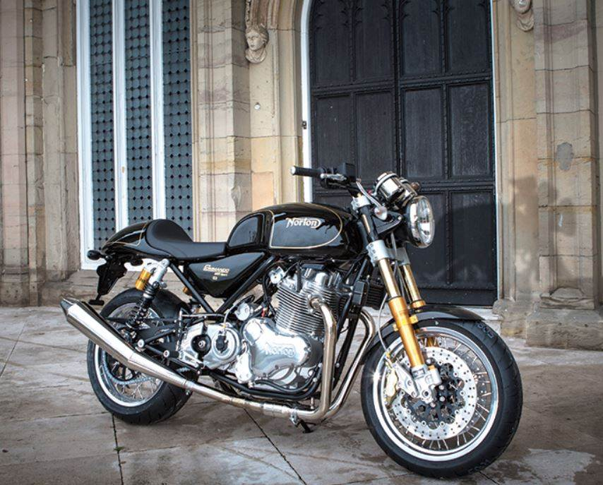 Norton Commando 961 Sport image gallery