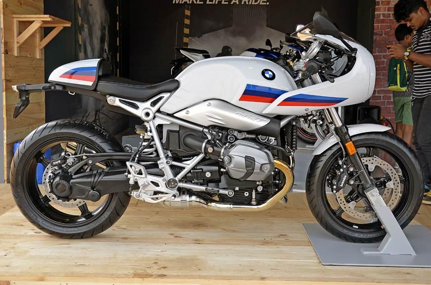 BMW K 1600 B, R nineT Racer image gallery