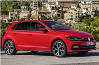 2018 Volkswagen Polo GTI, Polo GTI R5 image gallery