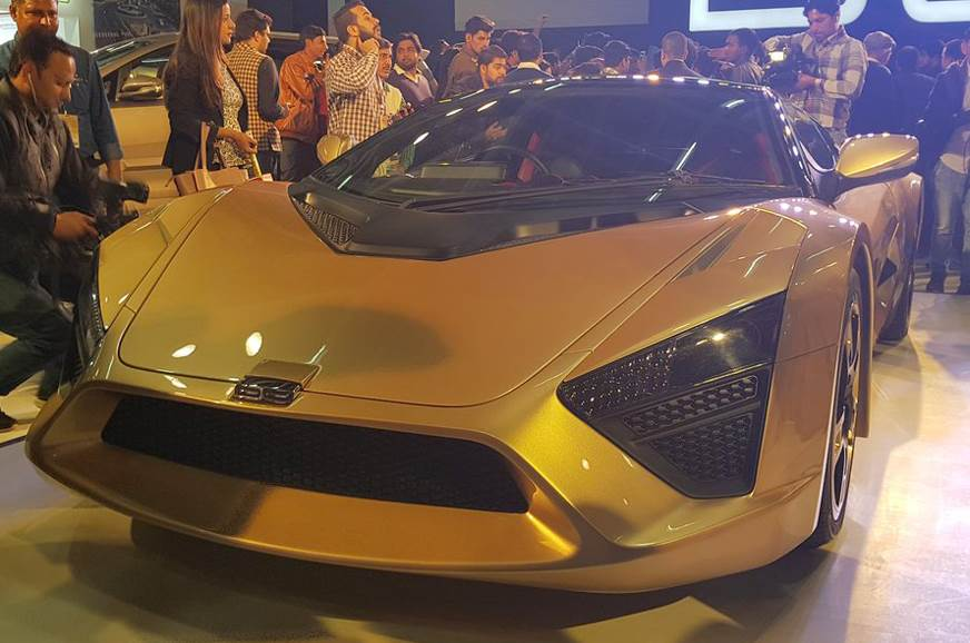 Auto Expo 2018 car and SUV image gallery