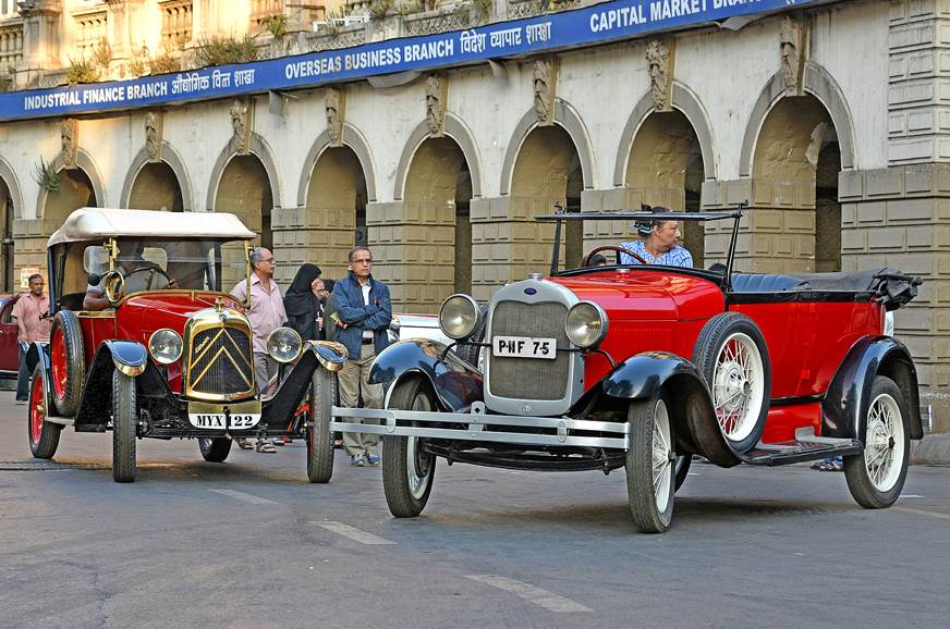 VCCCI vintage car rally image gallery