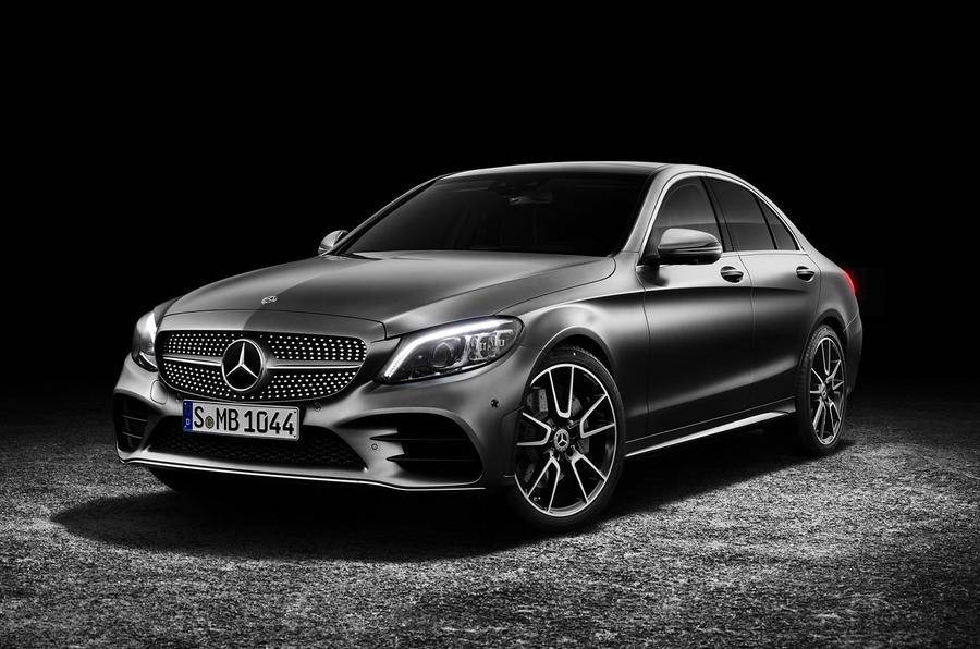 2018 Mercedes C-class image gallery